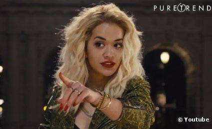 Rita Ora fait une brève apparition !