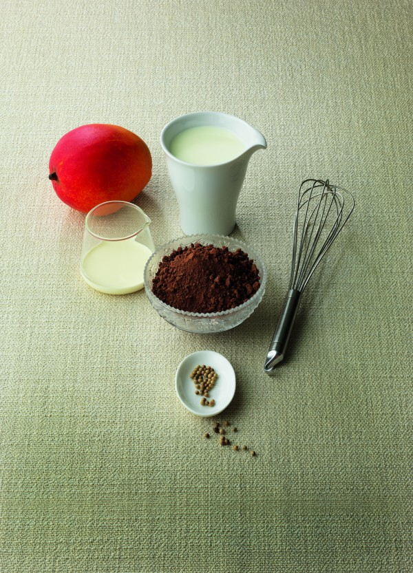 Chocolat - Ingrédients 1