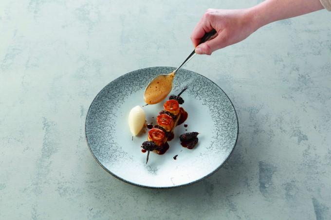 Jacques marcon press book de julie viboud - Cuisiner les coulemelles ...